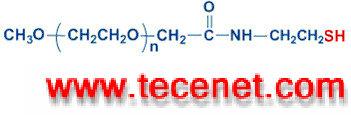 单甲氧基聚乙二醇巯基,mPEG-SH
