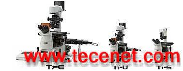 Nikon Ti 倒置显微镜