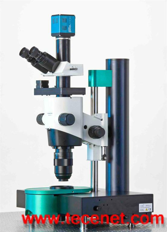 选择性光片照明(SPIM)显微镜
