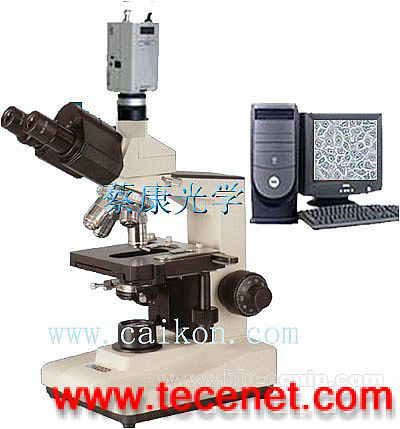 XSP-6CC电脑型倒置生物显微镜