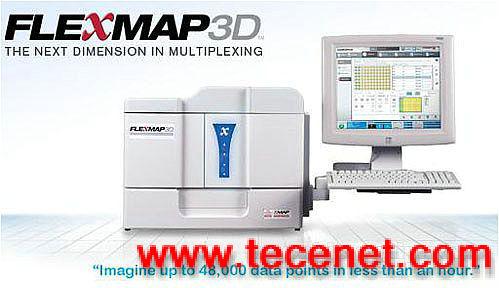 Luminex FLEXMAP 3D系统
