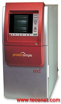 Alpha个性化一体机凝胶成像系统 red