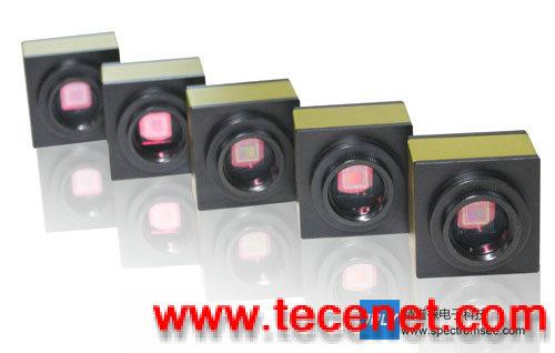 500万彩色CCD相机 适用于强荧光和明暗场
