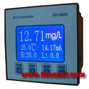 在线DO计 溶解氧分析仪 DO-6800 带485通讯