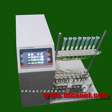 YGC-8数控固相萃取仪/YGC-8自动固相萃取仪