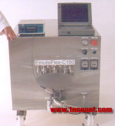 AVESTIN高压均质机 EmusiFlex-C160生产型