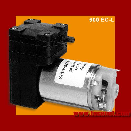 微型无油真空泵