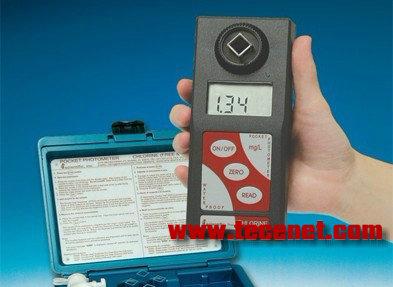便携式余氯总氯/二氧化氯检测仪