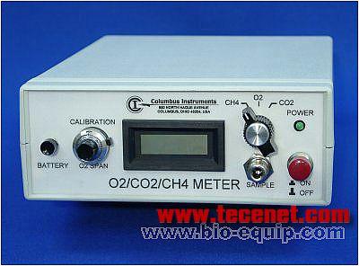 便携式气体测量仪(堆肥腐熟度测定仪)