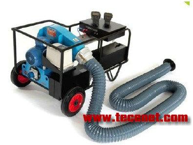 正压和负压系统风管与设备泄漏评价系统