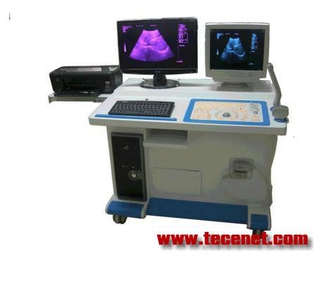豪华双屏B型超声诊断仪