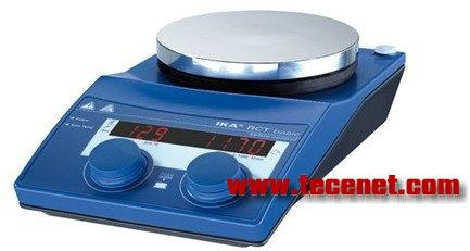 德国IKA加热磁力搅拌器RCT