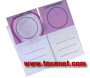 Indicating FTA elute卡