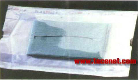 蒸汽灭菌包装袋(纸塑)