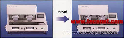 96/384孔酶标板点样机/细胞清洗机