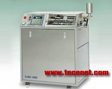 美国DeBEE 2000中试型超高压均质机