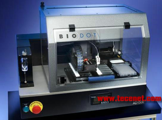 Biodot AD1500基因芯片和蛋白质芯片点样仪