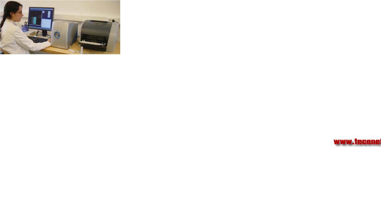 Cy3 Cy5 生物芯片扫描仪