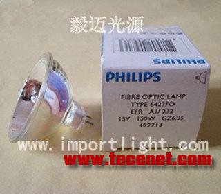 胃镜灯泡15V150W飞利浦6423FO EFR