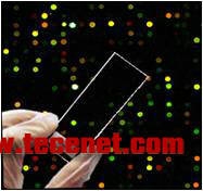 华联基因芯片玻璃基材
