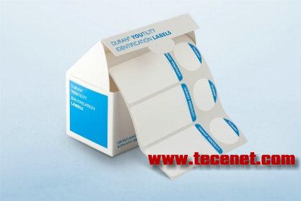 实验室试剂瓶灭菌指示标签