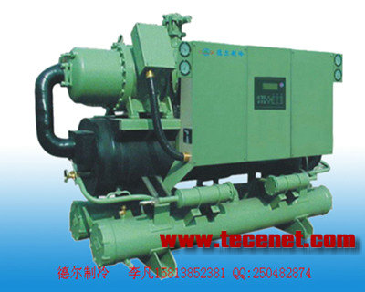 乙二醇冷水机盐水冷水机低温螺杆冷水机