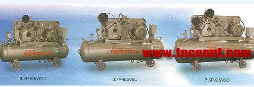 日立有油活塞空压机 HITACHI BEBICON压缩机