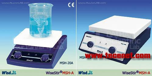 MSH-A 刻度式加热磁力搅拌器