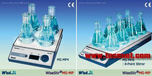 MS-MP 多点磁力搅拌器