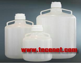 供应pp材质实验室带提手大瓶/储水桶 10L