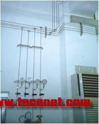 山东气路-济南气路-实验室气路设计