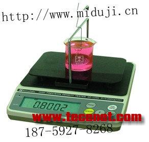 浮力法液体密度计