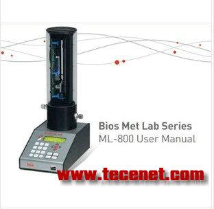 Bios ML-500气体流量校准器