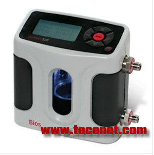 Bios Definer 220 气体流量校正