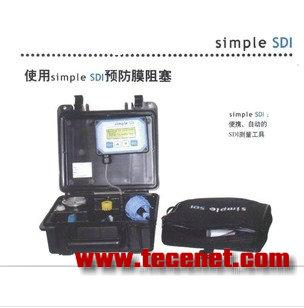 Simpie SDI反参透污染指数测定仪