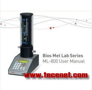 Bios ML-800气体流量校准器