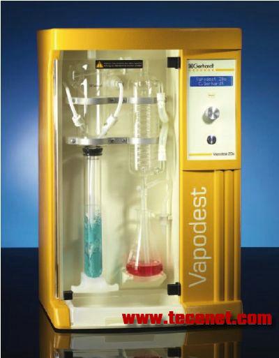 自动凯式蒸馏仪