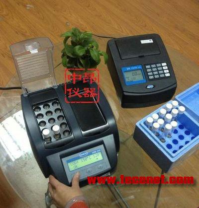 HACH哈希COD消解器 DRB200加热器 COD试剂