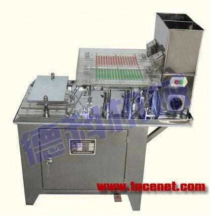 DKT-187不锈钢胶囊填充板、套合机、灌装机