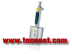 brand12道手动可调整支灭菌移液器