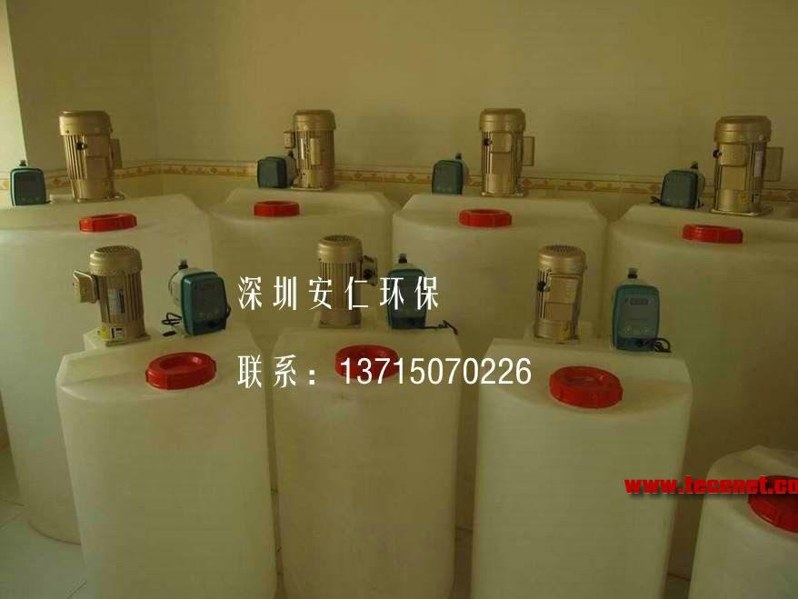 混凝剂投加装置 加药成套装置