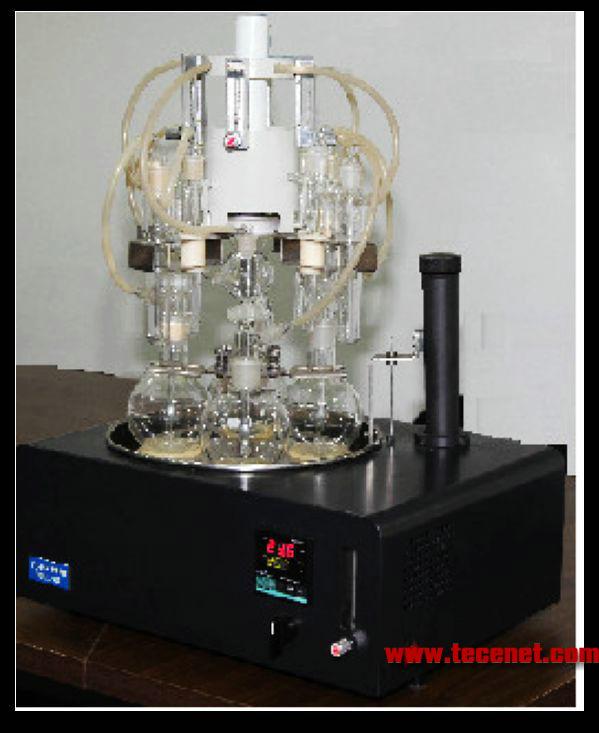 水质硫化物酸化吹气仪TTL-HS