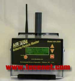 美国EDC可吸入颗粒物检测仪HNT/AA3500