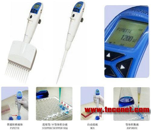 电动移液器(单道、8道、12道)