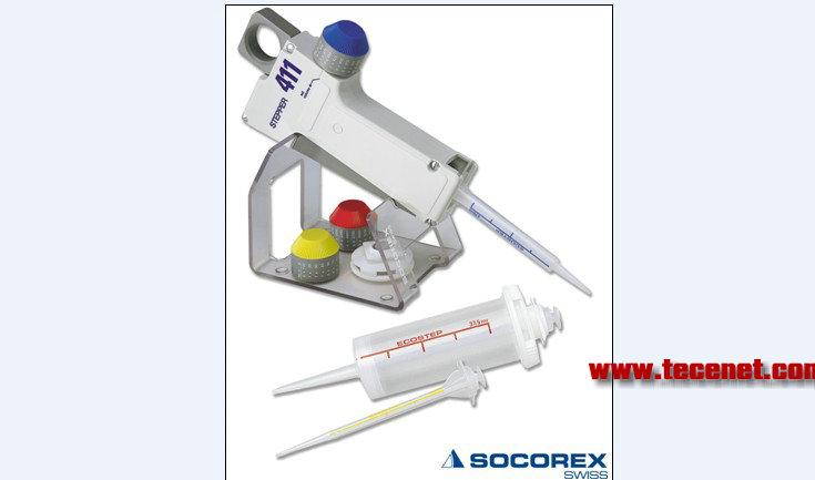 Stepper连续注射移液器