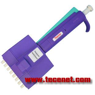 热电Thermo彩色8,12道移液器