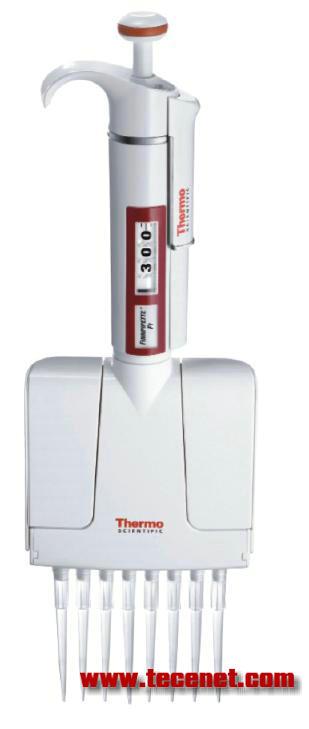 Thermo热电F1系列8,12道移液器