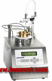 德国进口Petrotest CLA4自动开口闪点测定仪