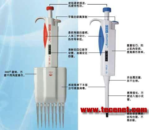 Accumax PRO 移液器