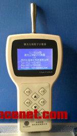 厂家供应:CLJ-3016H手持式尘埃粒子计数器
